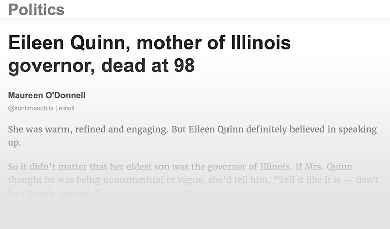Eileen Pj Quinn